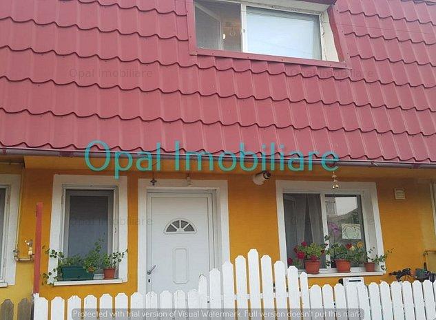 Casa Agigea, alee privata, P+1, 3 cam - imaginea 1
