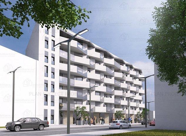 Apartamente noi in zona P-ta Cipariu - imaginea 1