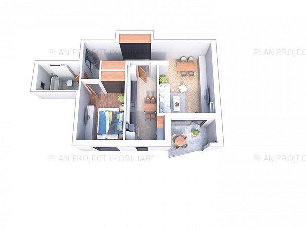 Vindem apartamente noi rezidential - imaginea 1