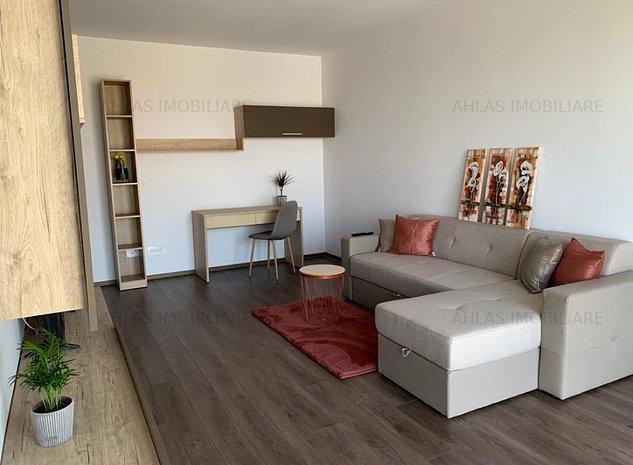 Apartament de inchiriat situat in zona Aradului - bloc nou - imaginea 1