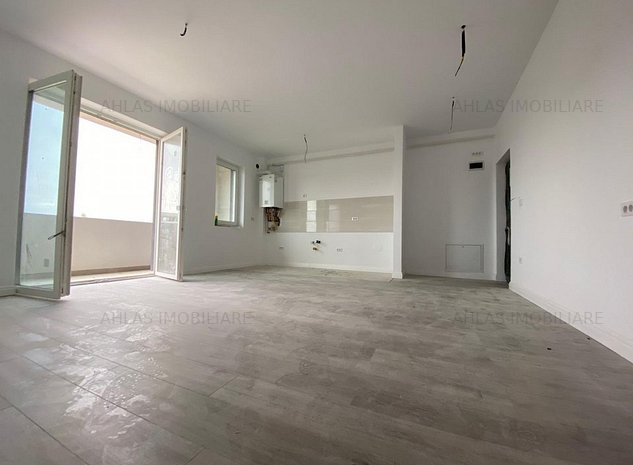 Apartament cu 2 camere + pod, situat in zona Braytim - imaginea 1