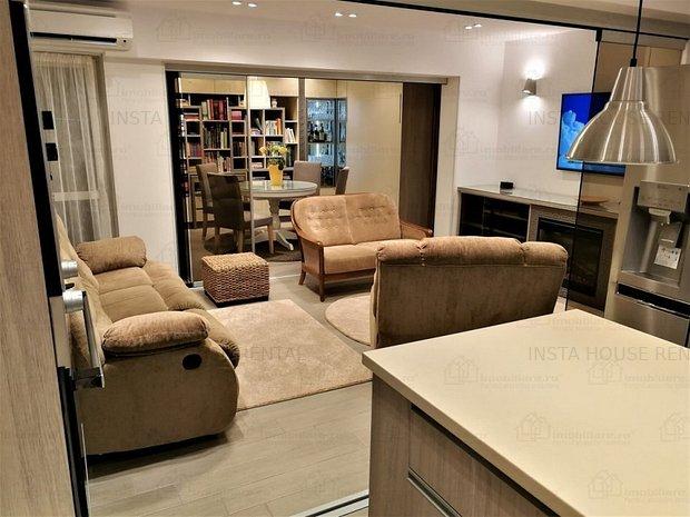 Apartament lux 5 camere Cismigiu-Universitate cu loc de parcare in garaj - imaginea 1