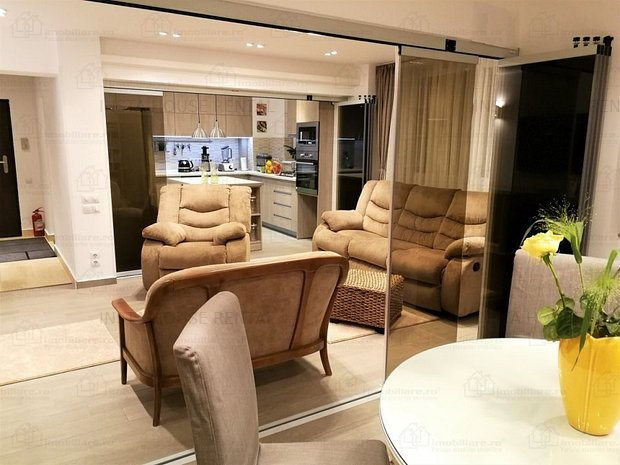 Apartament lux 5 camere Cismigiu-Universitate cu loc de parcare in garaj - imaginea 2