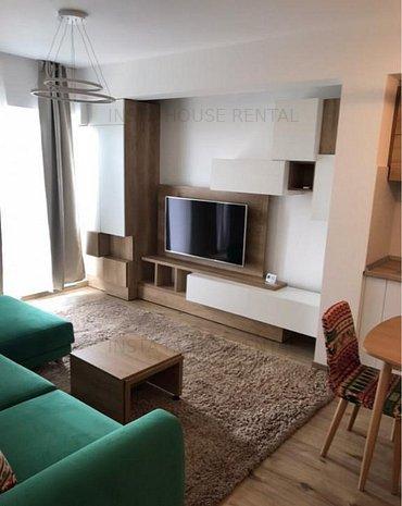 Belvedere 2 camere, lux, decomandat, parcare - imaginea 1
