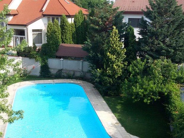 Vila cu piscina Baneasa - imaginea 1