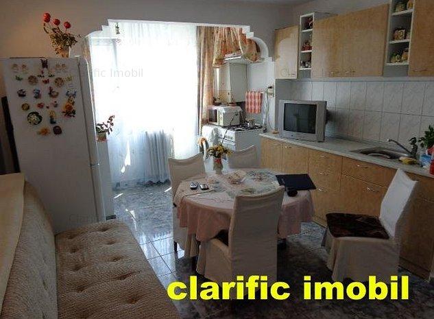 Apartament 2 camere et 1 decomandat , finisat , Sens - imaginea 1