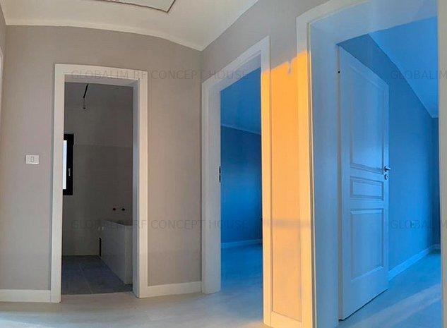 Duplex Calea Urseni-120 mp-Proiect Deosebit-Curte Spatioasa-La cheie - imaginea 1