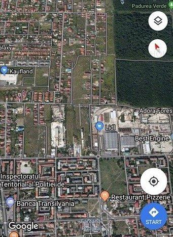 Teren Timisora-Lipovei-1800 mp 2 fronturi-Urbanism-Super oferta! - imaginea 1