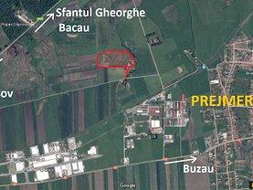 Teren construcţii de vânzare în Prejmer
