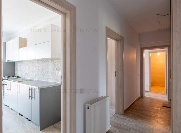 Apartament 2 camere, finisat la cheie cu balcon,65 mp,Fundeni - imaginea 1