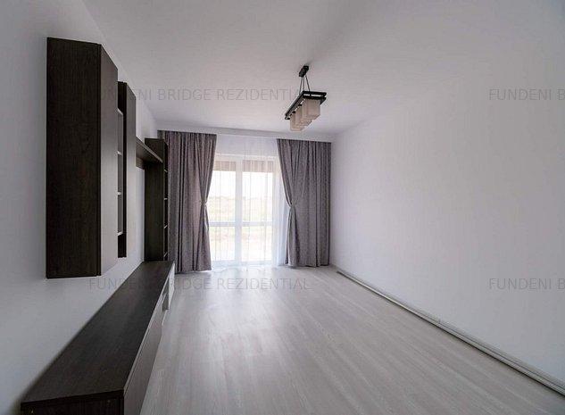 Apartament de 3 camere, finisat la cheie,Fundeni ,89,81mp utili - imaginea 1