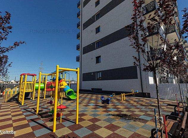 Apartament 2 camere 59 mp,incalzire in pardoseala, finisat la cheie,Fundeni - imaginea 1