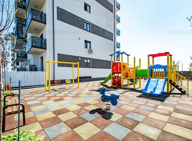Apartament 2 camere,55.32 mp,incalzire in pardoseala,finisat la cheie,Pantelimon - imaginea 1