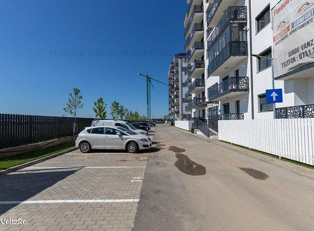 Apartament 2 camere,55.32 mp,incalzire in pardoseala, finisat la cheie,Fundeni - imaginea 1