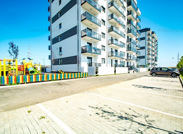 Apartament 2 camere,55.32 mp,incalzire in pardoseala, finisat la cheie,Colentina - imaginea 1
