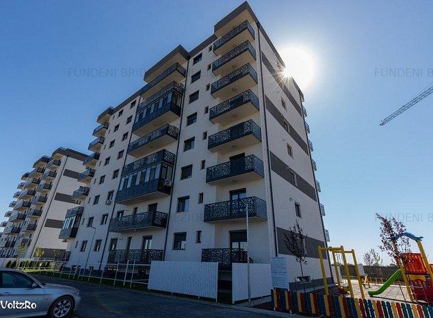 Apartament 2 camere,61 mp,incalzire in pardoseala, finisat la cheie,Fundeni - imaginea 1