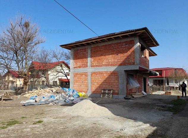 Single deosebit-3dormitoare-400mp teren-targ Bragadiru - imaginea 1