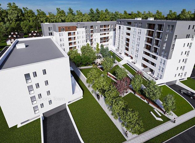 Apartament 2 Camere, Direct De La Dezvoltator! Lângă British School - imaginea 1