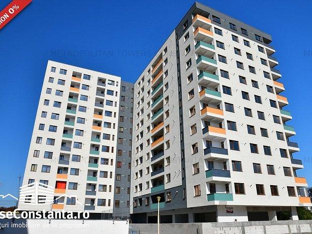 Apartamente la cheie – Metropolitan Towers Constanța - imaginea 1