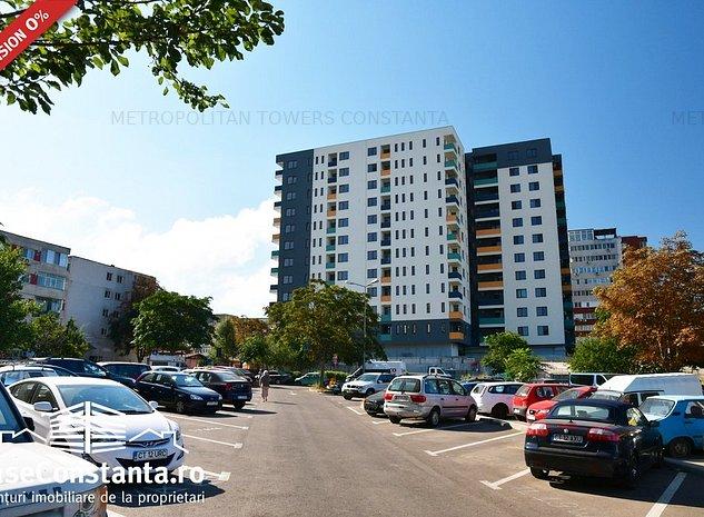 Metropolitan Towers Constanța – casa care vă așteaptă! - imaginea 1