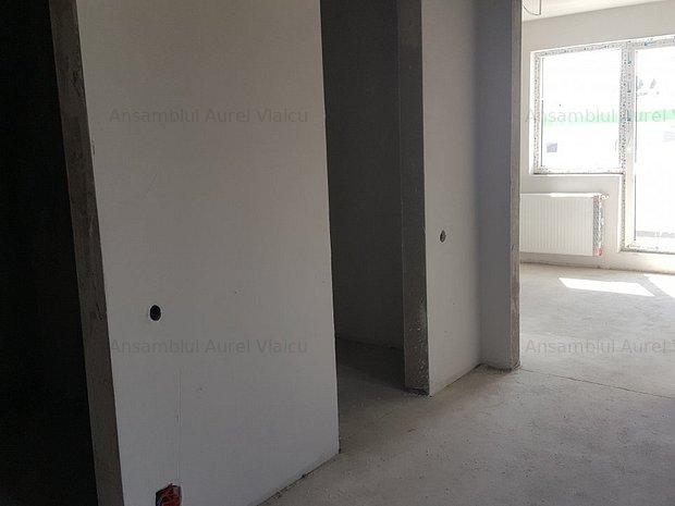 Apartament 2 camere 69mp utili, balcon 14mp, semifinisat, Marasti - imaginea 2
