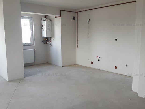 Apartament 2 camere 69mp utili, balcon 14mp, semifinisat, Marasti - imaginea 1