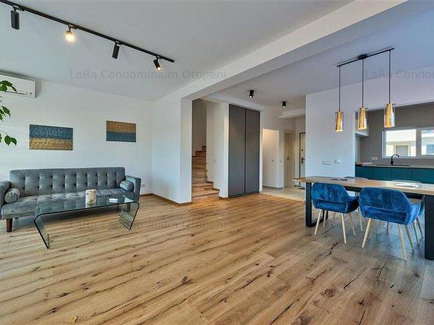 Vila finalizata, la cheie, 4 camere, Otopeni - LaRa Condominium - imaginea 1