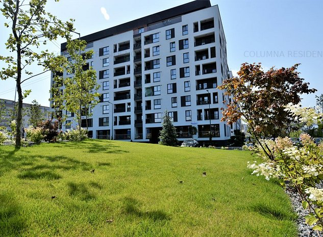 Apartament 2 camere, 55mp, lang VIVO! Cluj, corpul C, Columna Residence - imaginea 1
