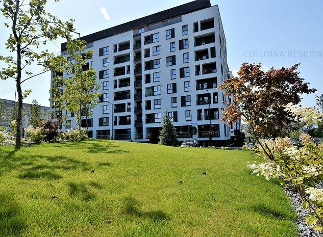Apartament 3 camere, 72 mp, geam baie, langa VIVO! Cluj, Columna Residence - imaginea 1