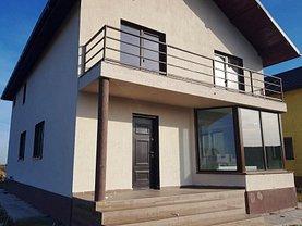Casa de vânzare sau de închiriat 5 camere, în Clinceni
