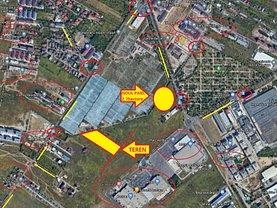 Teren constructii de vânzare, în Bucureşti, zona Metalurgiei