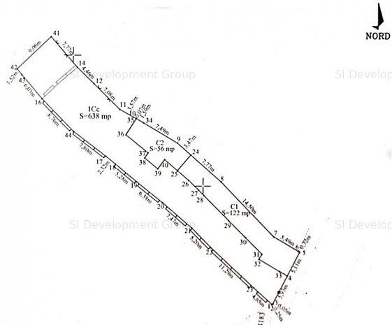 Vanzare TEREN zona Agricultori / Calea Calarasilor | POT 70% | CUT 3 | P+6 - imaginea 1