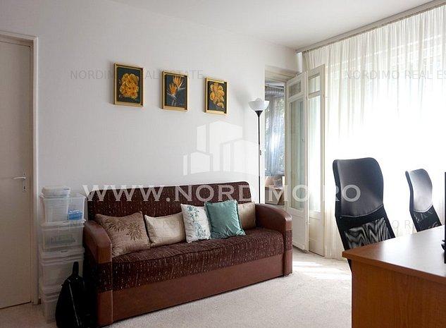 Apartament cochet, complet mobilat, balcon, Drumul Taberei - imaginea 1