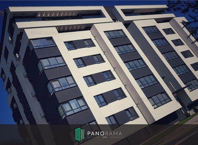Garsoniera in complex premium Panorama City 1 Bd. Iuliu Maniu Militari - imaginea 1