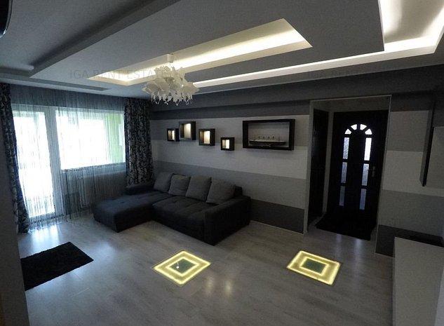 2 Camere, Tomis Plus, LUX, Loc Parcare, 2 Balcoane, 350 Euro - imaginea 1