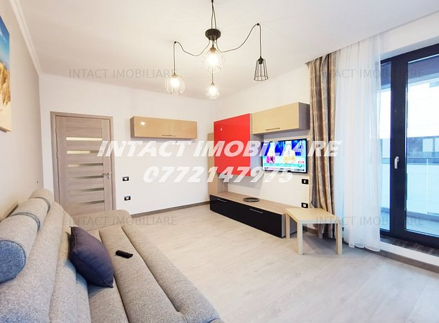 Apartament cu parcare in Aviatorii Rersidence - imaginea 1