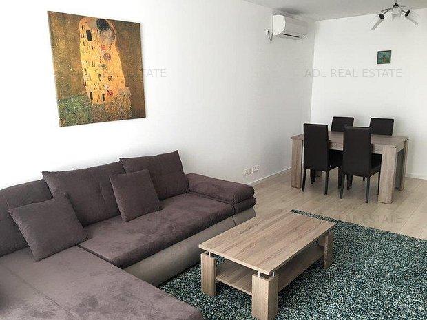 Inchiriere apartament 2 camere zona Pipera City Point - imaginea 1
