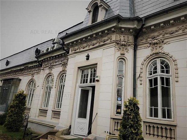 Imobil Reprezentativ Monument Istoric 7 camere zona Centrala - Unirii - imaginea 1
