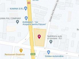 Teren constructii de vânzare, în Galaţi, zona Bd. Coşbuc