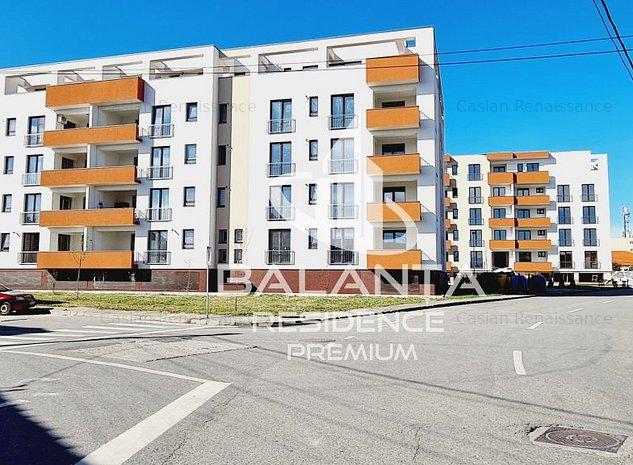 Balanta Residence-Apartament 2 camere - imaginea 1