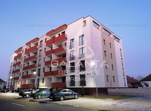 Apartament 2 camere, decomandat, incalzire pardoseala, Balanta Residence - imaginea 1