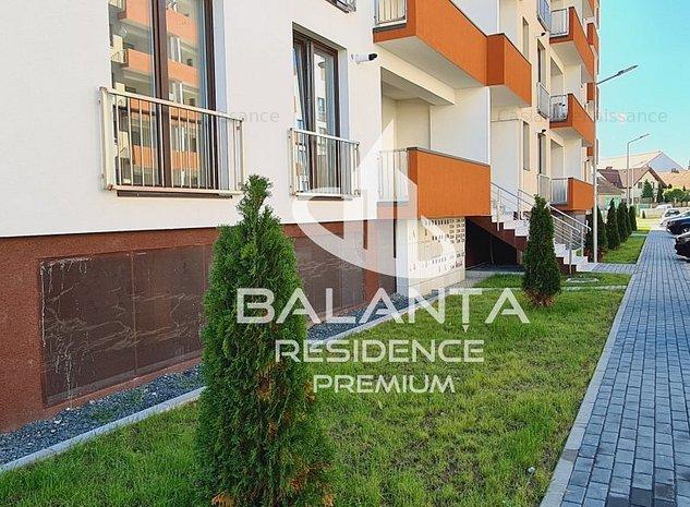 Apartament 3 camere, 2 bai, decomandat, zona Balanta Residence - imaginea 1