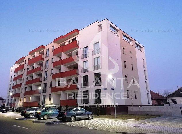 Apartament 2 camere, bloc lift, incalzire pardoseala , Balanta Residence - imaginea 1