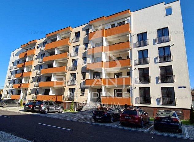 Apartament 2 camere, incalzire pardoseala, Balanta Residence - imaginea 1