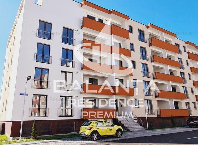 Apartament 3 camere nou, zona Balanta Residence   - imaginea 1