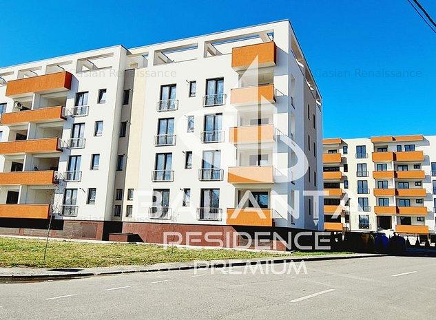 Apartament 3 camere 102 mp, zona Balanta Residence - imaginea 1