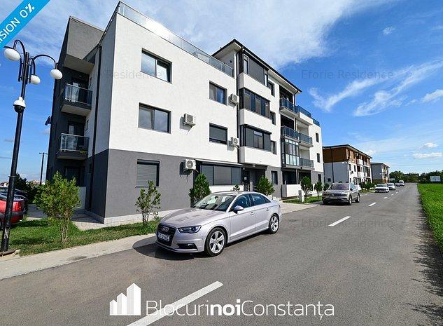 #Rate: Garsoniere la mare, 42m² utili - Eforie Residence, loc de parcare inclus - imaginea 1