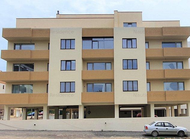 Campus 2 cameere -Nautica Residence III-60 mp utili-str.Smaraldului - imaginea 1