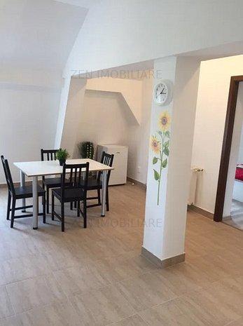 Apartament 3 cam, 70 mp utili, PARCARE, zona Auchan, cartier Iris - imaginea 1