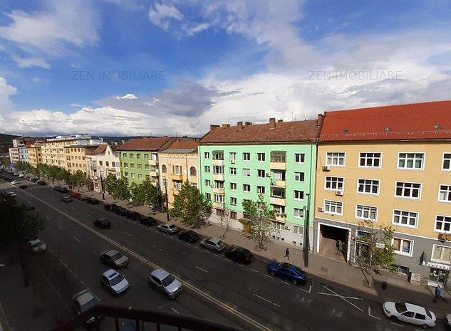 Apartament 2 camere decomandat, 44,5 mp, FINISAT, zona strazii HOREA - imaginea 1
